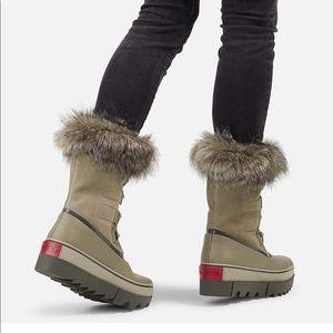 Sorel Joan if Arctic NEXT Snow Boot Sage